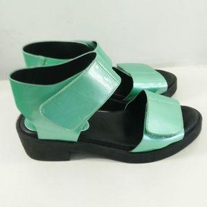 Miista London Designer Sandals Size 5.5